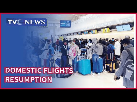 Analysis  Domestic Flights To Resume July 8 In Nigeria