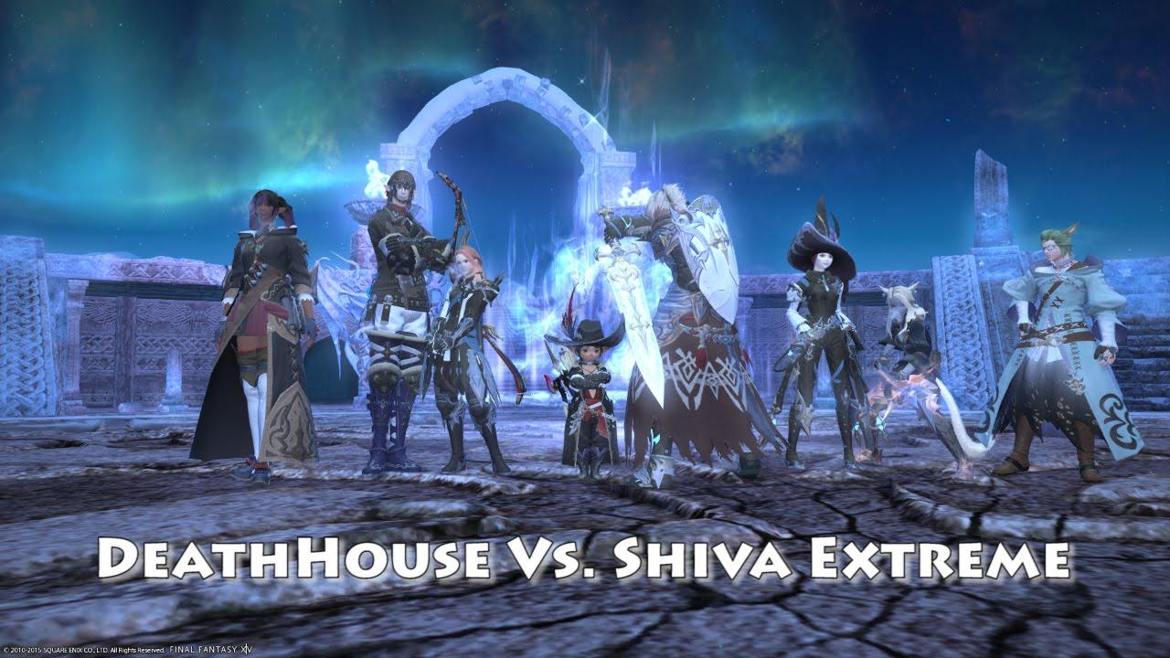 Ffxiv Shiva: FFXIV Shiva Extreme – Billy Knight