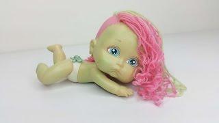 Venus McFlytrap Themed baby Tutorial - Monster High