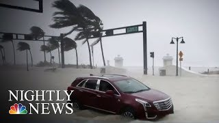 Gratitude And Relief On Florida's West Coast As Irma Causes Minor Damage | NBC Nightly News