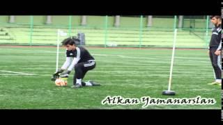 Doğukan Yamanarslan / Beşiktaş A2 idmanı (Part 3)