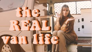 WHY I QUIT VAN LIFE & everything that went wrong !