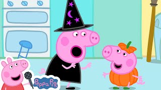 If You Are Happy Clap Your Hands - Halloween Song| Peppa Pig Songs | Nursery Rhymes + Kids Songs