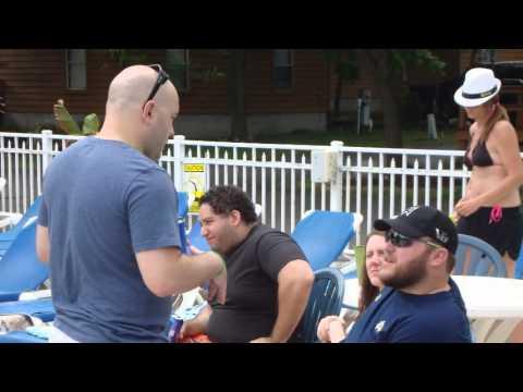 Put-in-Bay Ohio - Island Club Pyrate Weekend