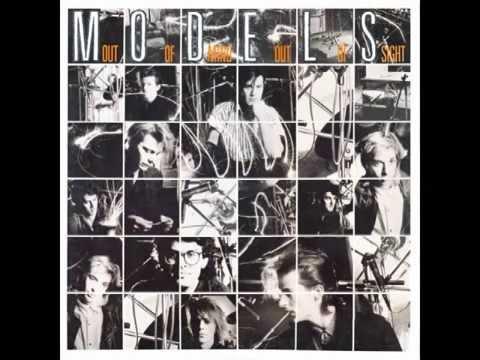 "Models – ""Barbados"" (Geffen) 1986"