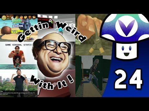 [Vinesauce] Vinny - Gettin' Weird With It (part 24)