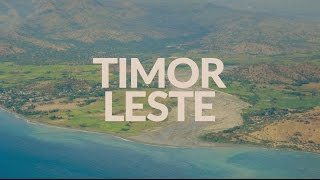 People-to-people development in Timor-Leste