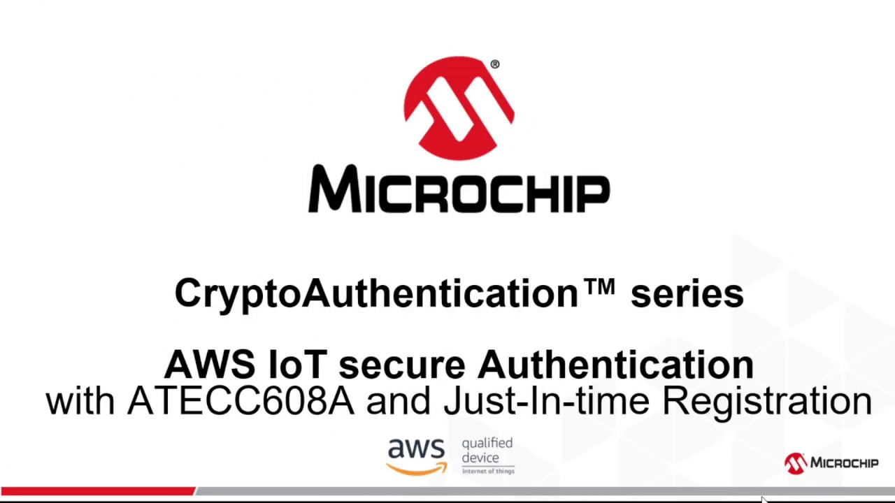 AWS IoT Core Secure Authentication with JITR - Getting Started