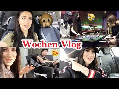 WOCHEN-VLOG! 😁 Dortmund, Aachen, Gitarrenstunde etc.