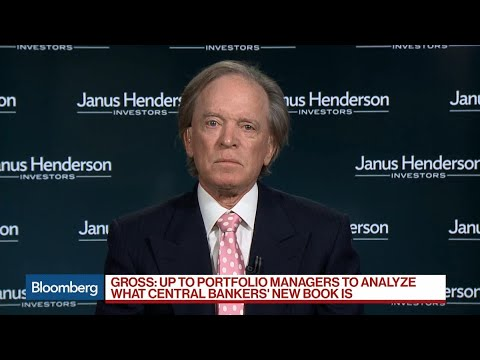 Bill Gross on Retirement, Funds, Interest Rates