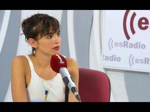 Entrevista a Verónica Echegui por la película 'La niebla y la doncella'