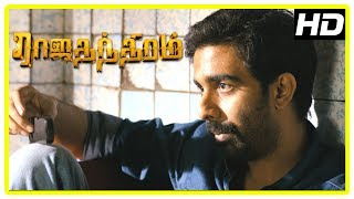 Rajathandhiram Movie Scenes | Veera Bahu enters the shop | Ajai becomes informer to police