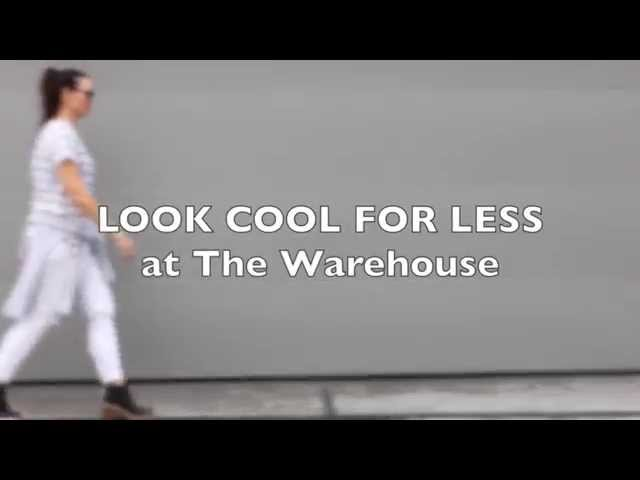 Look cool for less at The Warehouse ♡ The Style Insider
