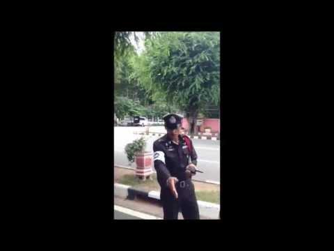 ดุลพินิจของตำรวจสารคามเกินขอบเขต