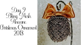 Day 9 of 10 Days of Christmas Ornaments with Cynthialoowho 2013