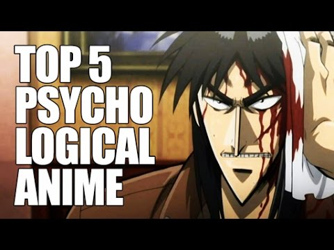 Top 5 Psychological Anime in 60 Seconds