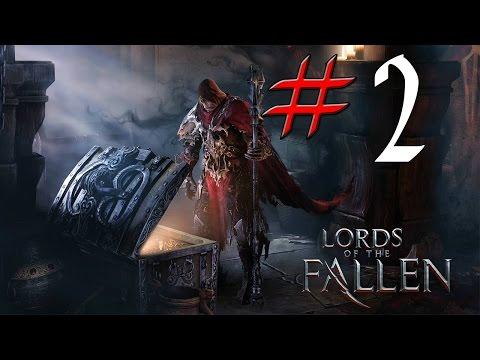 Lords of the fallen Gameplay en español - Parte 2 - Pobre Kaslo