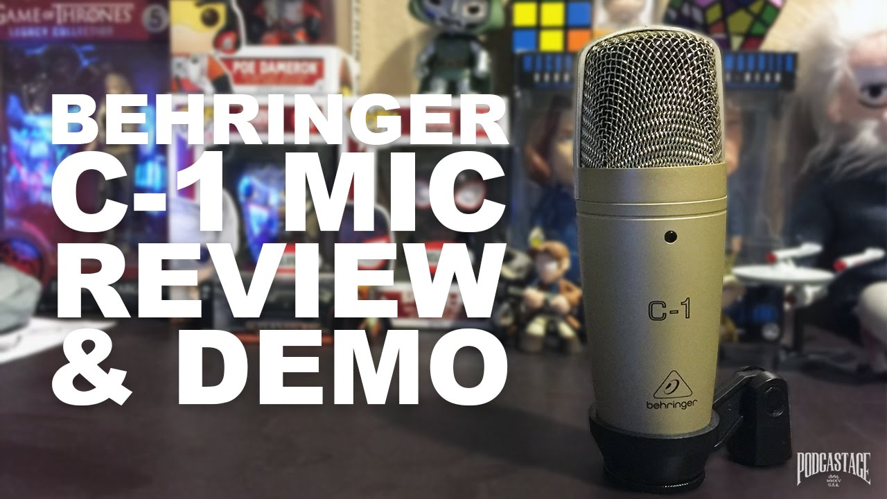 Behringer C 1 Condenser Mic Review Test Youtube Microphone Diagram In This You Can See Premium