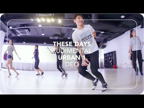 These Days (Rudimental ft. Jess Glyne, Macklemore, Dan Caplen) | Deo Choreography