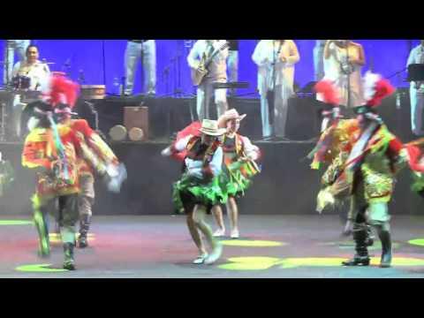 Parte 2, Inauguración edición 43 del Festival Internacional Cervantino País invitado Perú