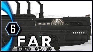 FAR: Lone Sails Gameplay PC - A Six-Legged Vessel [Part 6]
