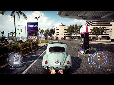 Need For Speed Heat Nissan Gt R Premium 2017 Open World Free