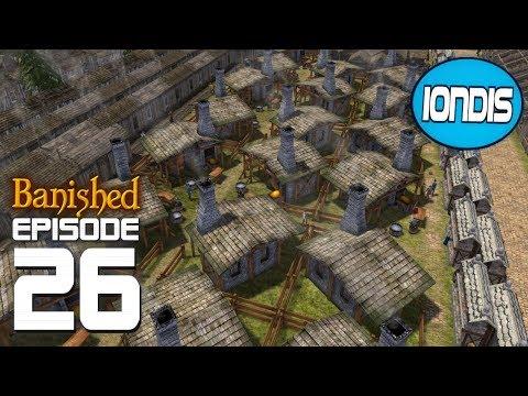 Banished: The Tool Crisis! ~ Colonial Charter, & Mega Mod