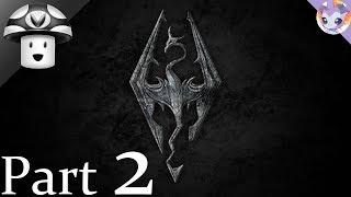 [Vinesauce] Vinny - The Elder Scrolls V: Skyrim Compilation (Part 2 of 2)