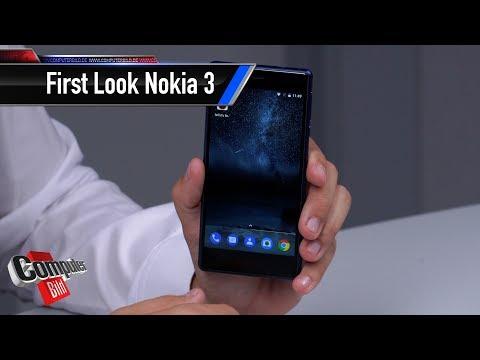 Nokia 3 im First Look: Mischt es die Einsteigerklasse auf?