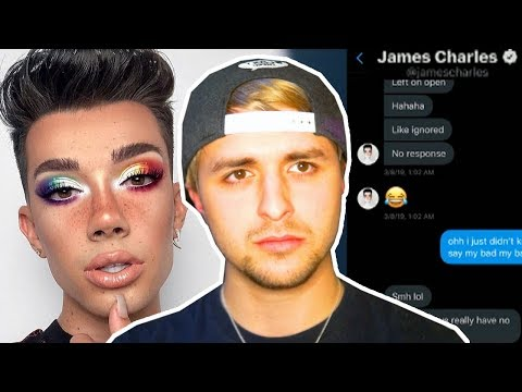 Yo era amigo de James Charles...