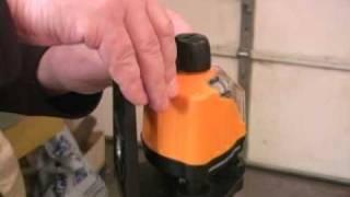 Johnson Manual-Leveling Rotary Laser