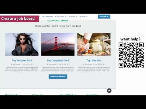 How to Create A Job Portal Website?