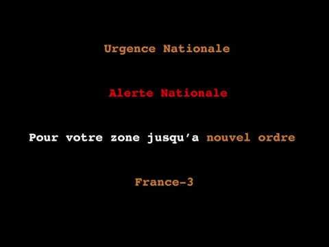 Simulation EAS en France, Attaque nucléaire thumbnail