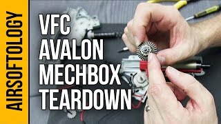 Video Inside the New VFC Avalon VR16 Gearbox | Airsoftology Review download MP3, 3GP, MP4, WEBM, AVI, FLV September 2018