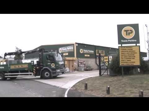 Ford & Slater DAF customer story Travis Perkins