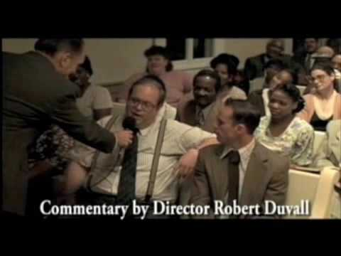 Rick Dial - Movie Excerpts / Commentary by Robert Duvall and Director Simon West