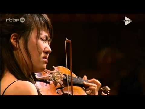 Suyeon Kang | Bloch | Baal Shem | 2015 Queen Elisabeth International Violin Competition