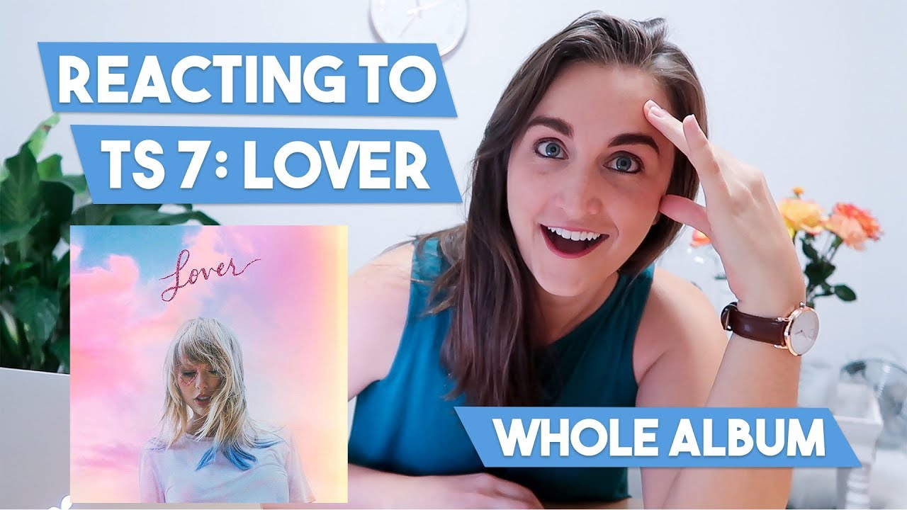 On 'Lover,' Taylor Swift Makes Everything Feel Real