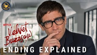 Velvet Buzzsaw Ending: What Happens, and What It Means