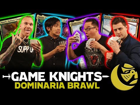 Dominaria Brawl w/ NFL Player Cassius Marsh l Game Knights #
