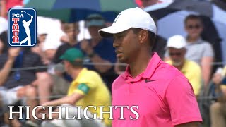 Tiger Woods' highlights | Round 3 | the Memorial