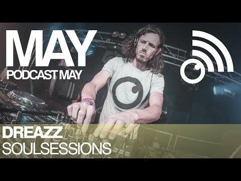 Liquid Drum & Bass - Dreazz  - Soul Sessions May 2018 [Fokuz Recordings]