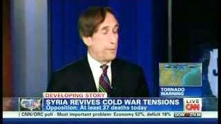 Syria & Cold War Tension !