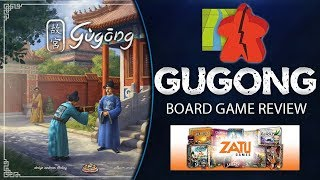 Gugong - Board Game Review