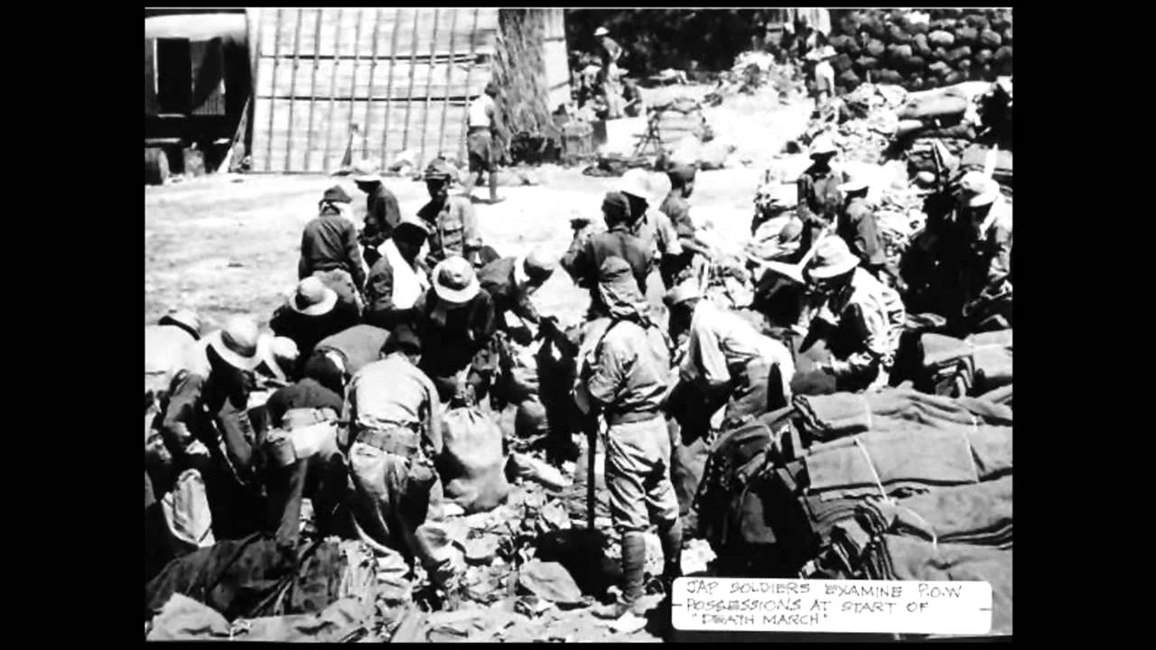an introduction to the history of the bataan death march