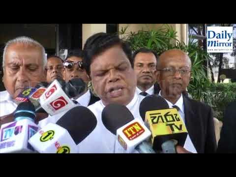 Bandula complains EC gains Auditor General