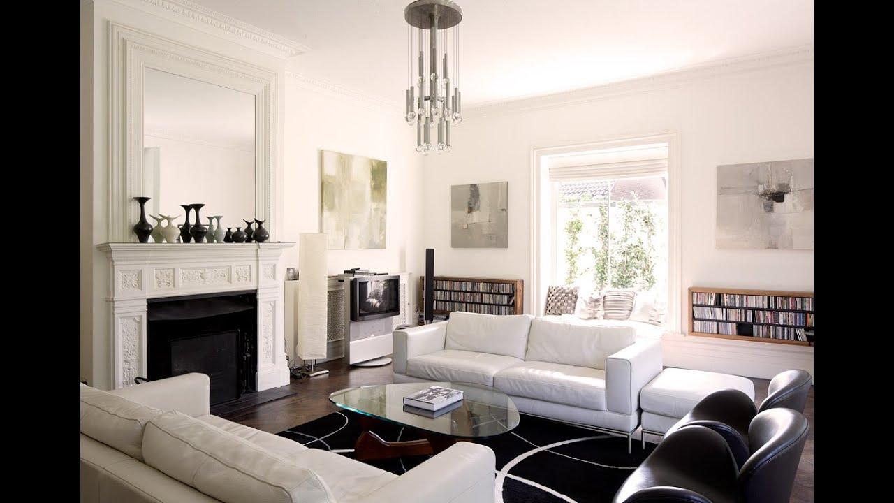 Classic Interior Design : Beautiful Interior Design In