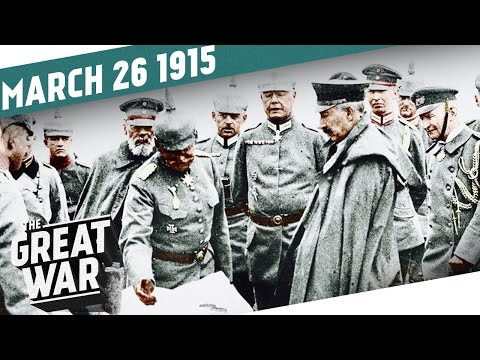 The Fall of Przemyśl - Changing Strategy On The Western Front I THE GREAT WAR Week 35