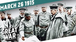 Changing Tactics And The Fall of Przemyśl I THE GREAT WAR Week 35