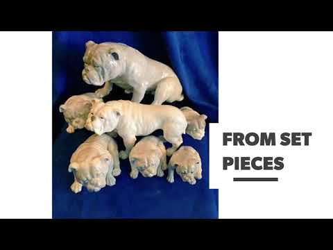 Collectibulldogs a new concept one of a kind